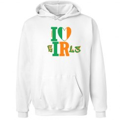 Hoodie for Laps after a Lassie