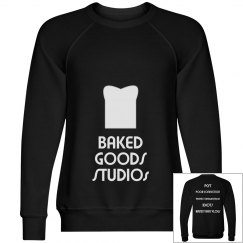 Baked Goods New Crewneck Design 2019
