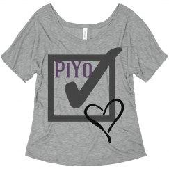 PiYo Done T-Shirt
