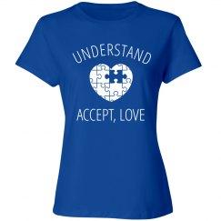 Autism Understand Accept Love