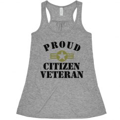 Proud Citizen Veteran