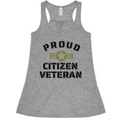 Proud Citizen Veteran