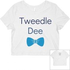 Chicana '' Tweedle Dee''