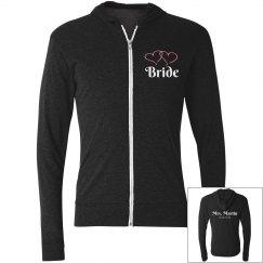 Bride Heart Jacket w/Back