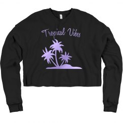 Electric Grape Tropical Vibes