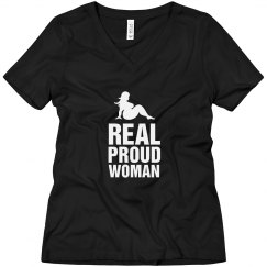 Real Proud Woman