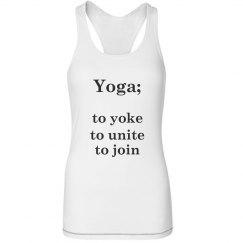 Definition of Yoga