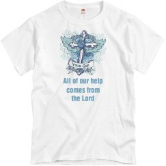 Our help comes from the Lord