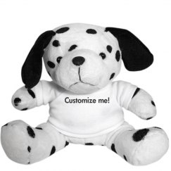 Customized Stuffed Animal