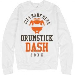 Drumstick Dash Custom Tee