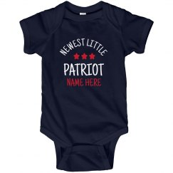 Newest Little Patriot