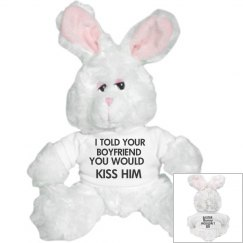 Easter Bunny Doesn't Lie