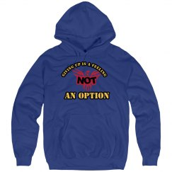 Not Option Unisex Heavy weight sweatshirt