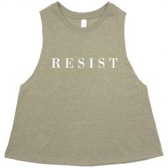 Trendy Political Resist