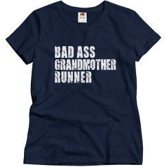 Bad Ass Grandmother Runner without Runner