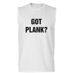 Got Plank Mens Muscle