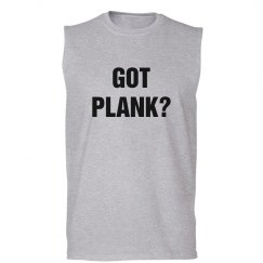 Got Plank Mens Muscle