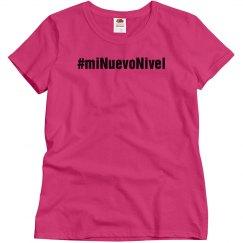 #miNuevoNivel