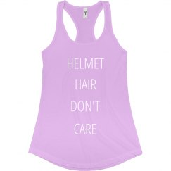 Helmet Hair