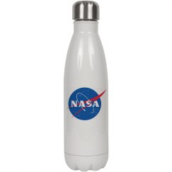 Custom Nasa Water Bottle