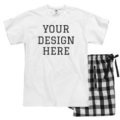Design Your Custom Pajama Set