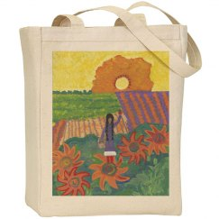 Garden Lovers Tote Bag