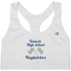 Flagtwirler Sports Bra