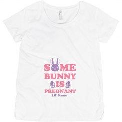 Custom Bunny Maternity Longsleeve