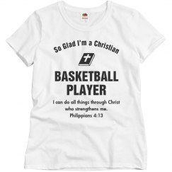 Basketball Christian