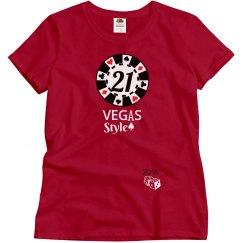 21st Birthday - Vegas