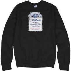 Unisex Funny Christmas Sweatshirt