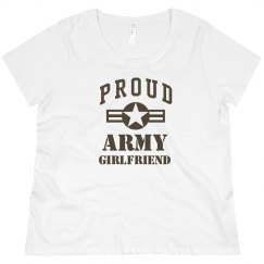 Loud & Proud Army Girlfriend
