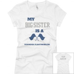 Twirler Little Sister Shirt