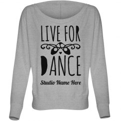 Live For Custom Dance Studio
