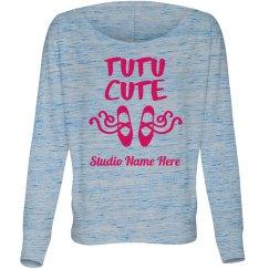 Tutu Cute Custom Dance Studio