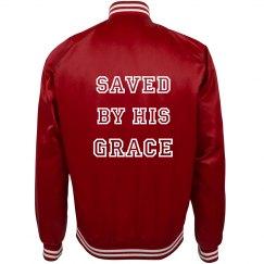 Saved By Grace Jacket