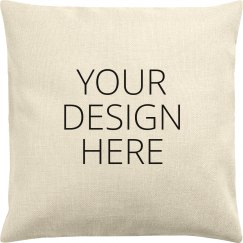 Custom Throw Pillowcase Add Text