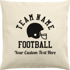 Fall Football Mom Custom Team Gift