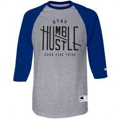 Men's Baseball Humble Hustler