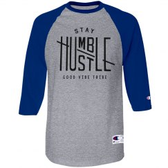 Men's Baseball Humble Hustler