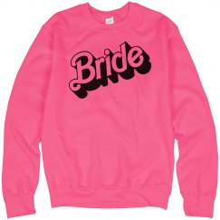 Barbie Bride Sweatshirt