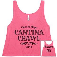 Cantina Crawl All Cinco