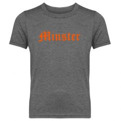 minster youth tee