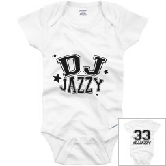 DJ JAZZY Infant