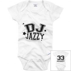 DJ JAZZY Infant