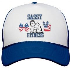 Sassy Fitness Hat