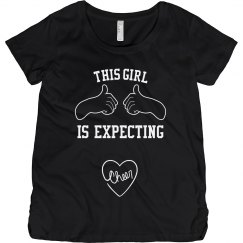 This girl expecting