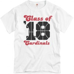 Class of '18 Cards