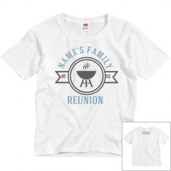 Custom Youth Family Reunion
