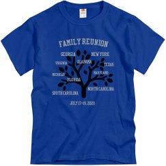 WW Reunion T-shirts #3